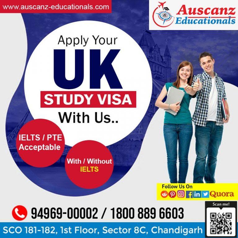 UK Study Visa Expert in Chandigarh