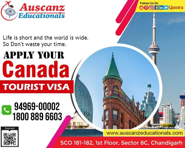 Canada Visitor/Tourist Visa