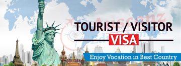 Tourist/Visitor Visa