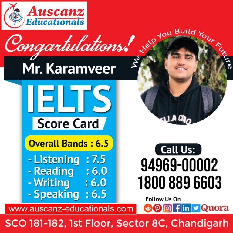 congrats karam 1612