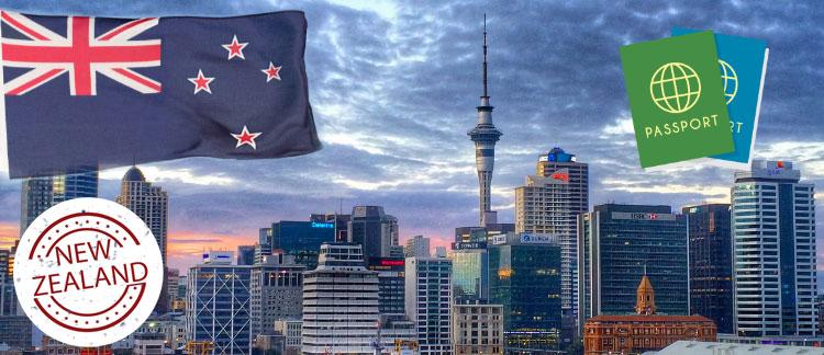 New Zealand Visitor/Tourist Visa