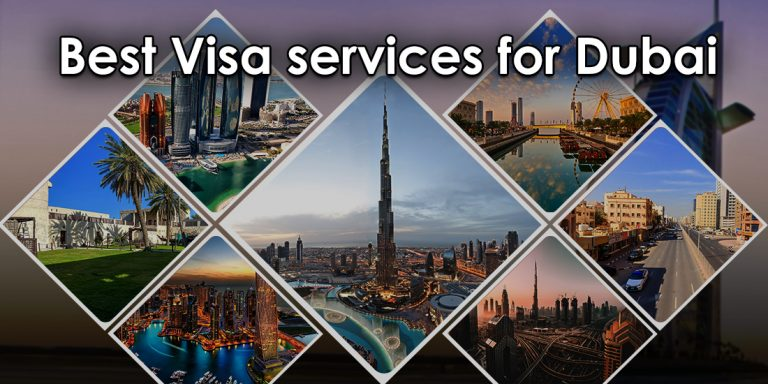 Dubai Tourist/Visitor Visa Consultants in Chandigarh