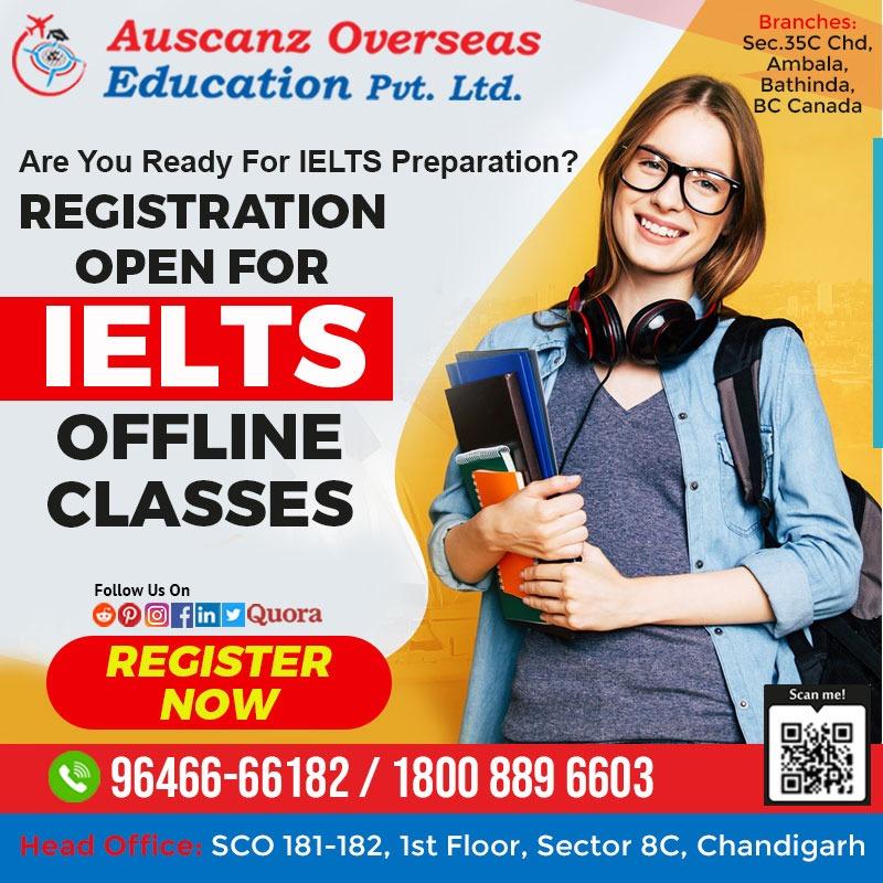 Join Our Offline IELTS Classes